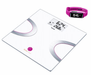 Beurer AS 81 Pink & BF 710 Body Shape Bundle